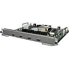 HP 10500 4 port 40GbE QSFP