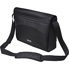 Kensington Triple Trek Messenger Bag Carrying
