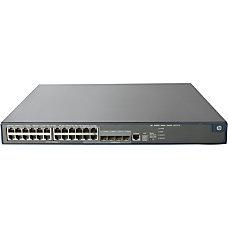 HP 5500 24G EI TAA Compliant