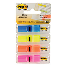 Post it Flags 12 x 1