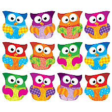 Trend Classic Accents Variety Pack Owl