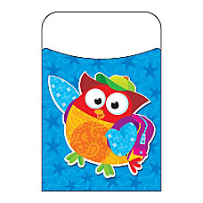 TREND Terrific Pockets Owl Stars 3