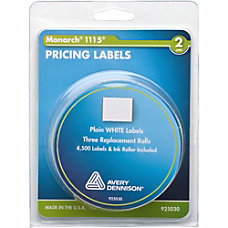 Monarch Pricemarker Labels 411 Width x