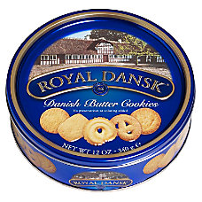 Royal Dansk Danish Butter Cookies 12