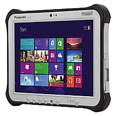 Panasonic Toughpad FZ G1F94RFCM Tablet PC