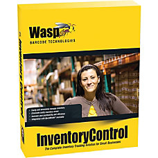 Wasp Inventory Control RF Professional Complete