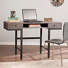 Southern Enterprises Ranleigh Wood Writing Desk