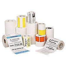 Zebra Label Paper 225x4in Direct Thermal