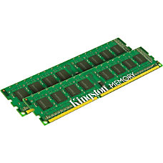 Kingston 8GB Kit 2x4GB DDR3 1333MHz