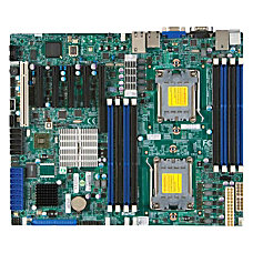 Supermicro H8DCL 6F Server Motherboard AMD