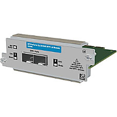 HP SFP Expansion Module