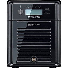 BUFFALO TeraStation 3400 4 Drive 8