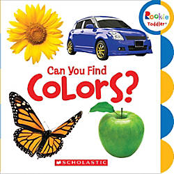 Scholastic Library Publishing Rookie Toddler Can