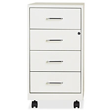 Lorell 4 drawer 26 12 Mobile