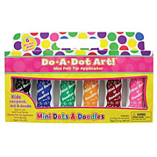 Do A Dot Art Mini Felt