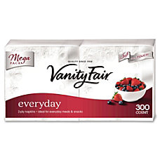 Vanity Fair VanityFair Everyday Napkins 2