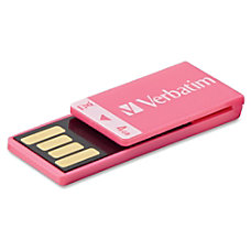 Verbatim Clip It 4GB USB Flash