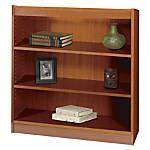 Safco Square Edge Veneer Bookcase 2