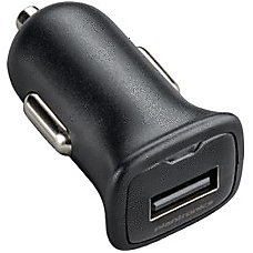 Plantronics USB Car Charger