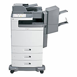 Lexmark X792DTPE Color Laser Printer