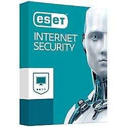 ESET Internet Security 2017 1 User