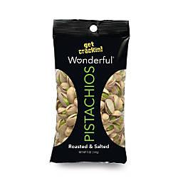 Wonderful Pistachios 5 Oz Bag