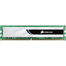 Corsair ValueSelect 4GB DDR3 SDRAM Memory