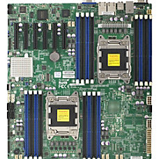 Supermicro X9DRD EF Server Motherboard Intel