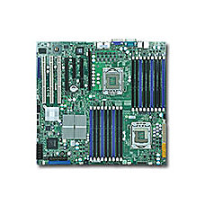 Supermicro X8DTN Server Motherboard Intel 5520