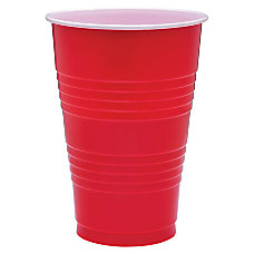 Genuine Joe Plastic Party Cups 16