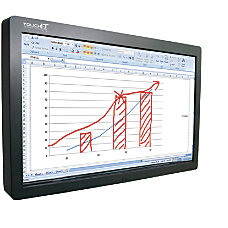 TouchIT Duo Series Interactive 84 LED