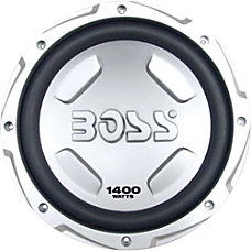 Boss Audio CX122 Chaos Exxtreme12 inch