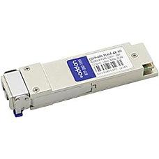 AddOn Arista Networks QSFP 40G PLRL4