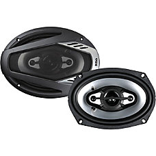 BOSS AUDIO NX694 Onyx 6 x