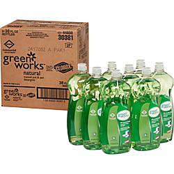 Green Works Natural Dishwashing Liquid 38