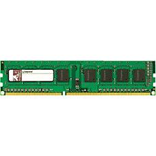 Kingston 4GB 1600MHz Reg ECC Single