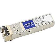 AddOn Juniper Networks EX SFP 1FE
