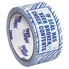 Tape Logic Security Tape If Seal