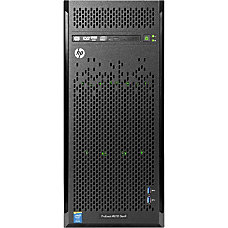 HP ProLiant ML110 G9 45U Tower