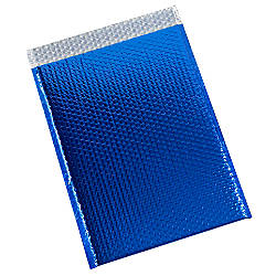 Partners Brand Blue Glamour Bubble Mailers