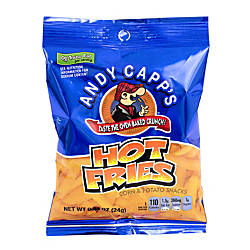 Andy Capps Snack Fries Hot 085