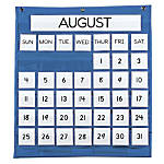 Pacon Monthly Calendar Pocket Chart 25