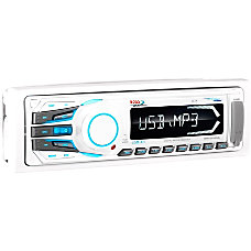 Boss Audio MR1306UA Marine Single DIN