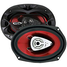 BOSS AUDIO CH6920 Chaos Exxtreme 6