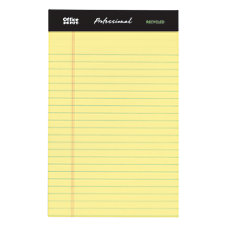 Office Depot Brand Perforated Pads 5