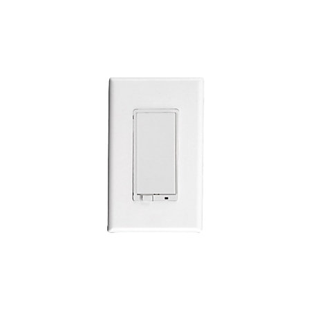 ge z wave in wall smart dimmer by office depot officemax. Black Bedroom Furniture Sets. Home Design Ideas