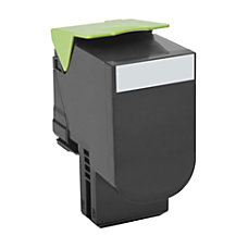 Lexmark 701K Return Program Black Toner
