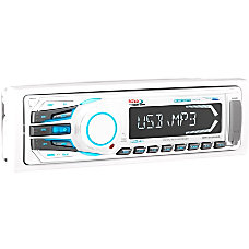 Boss Audio MR1308UAB Marine Single DIN