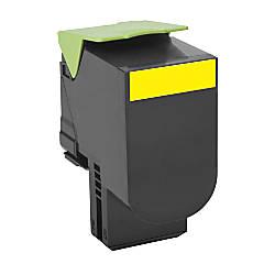 Lexmark 801Y Return Program Yellow Toner
