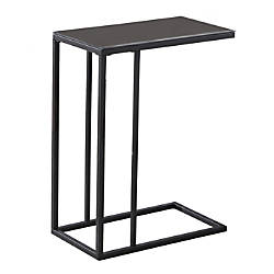 Monarch Specialties Tapered Accent Table With